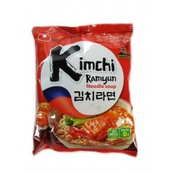 Polévka nudlová Ramjon – Kimči pálivá 120g