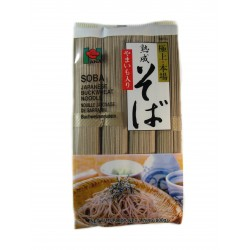 Japonské nudle SOBA (pohankové) 800g