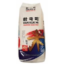 Rýže Hankuk na suši 2,26kg